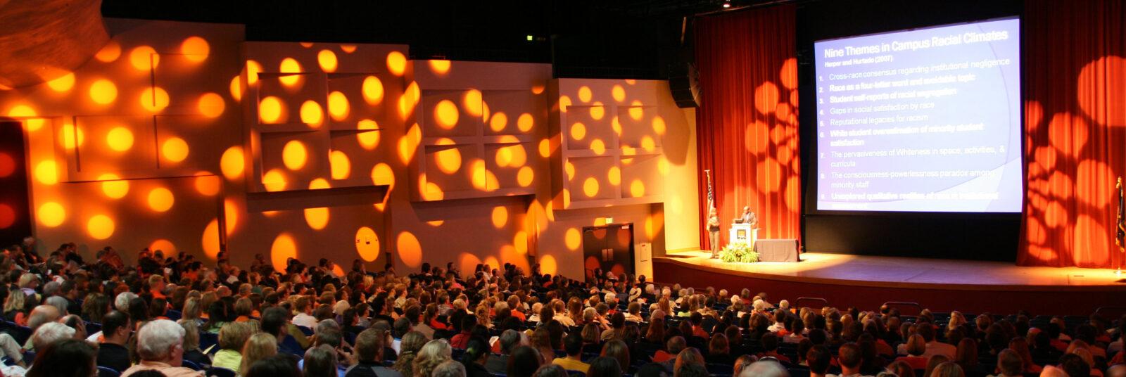 Participation in scientific events